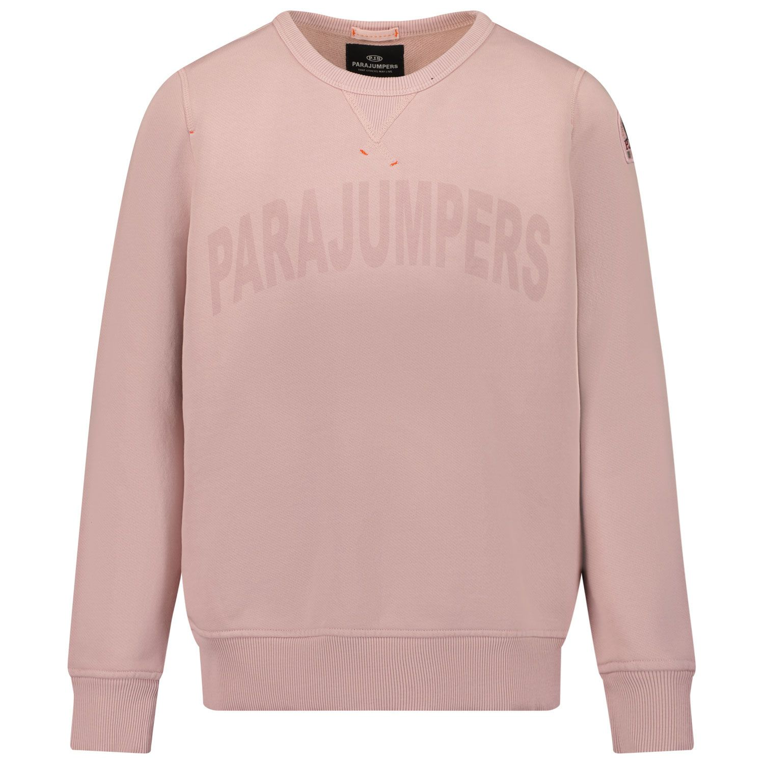 Picture of Parajumpers CF86 kids sweater light pink