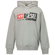 Afbeelding van Diesel J00095 kindertrui grijs