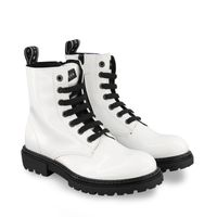 Picture of Tommy Hilfiger 30849 kids boots white