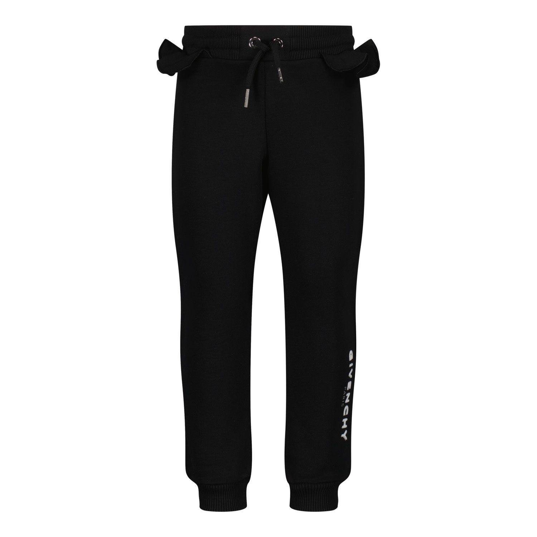 Afbeelding van Givenchy H04109 babybroekje zwart