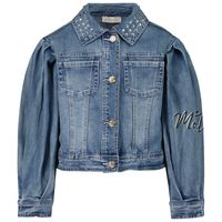 Picture of MonnaLisa 197104A7 kids jacket jeans