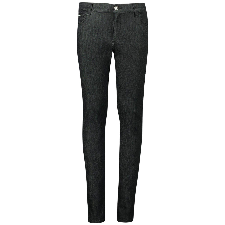 Picture of Dolce & Gabbana L42F04 / LD864 kids jeans black