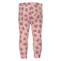 Picture of Moschino M4P02B baby legging light pink