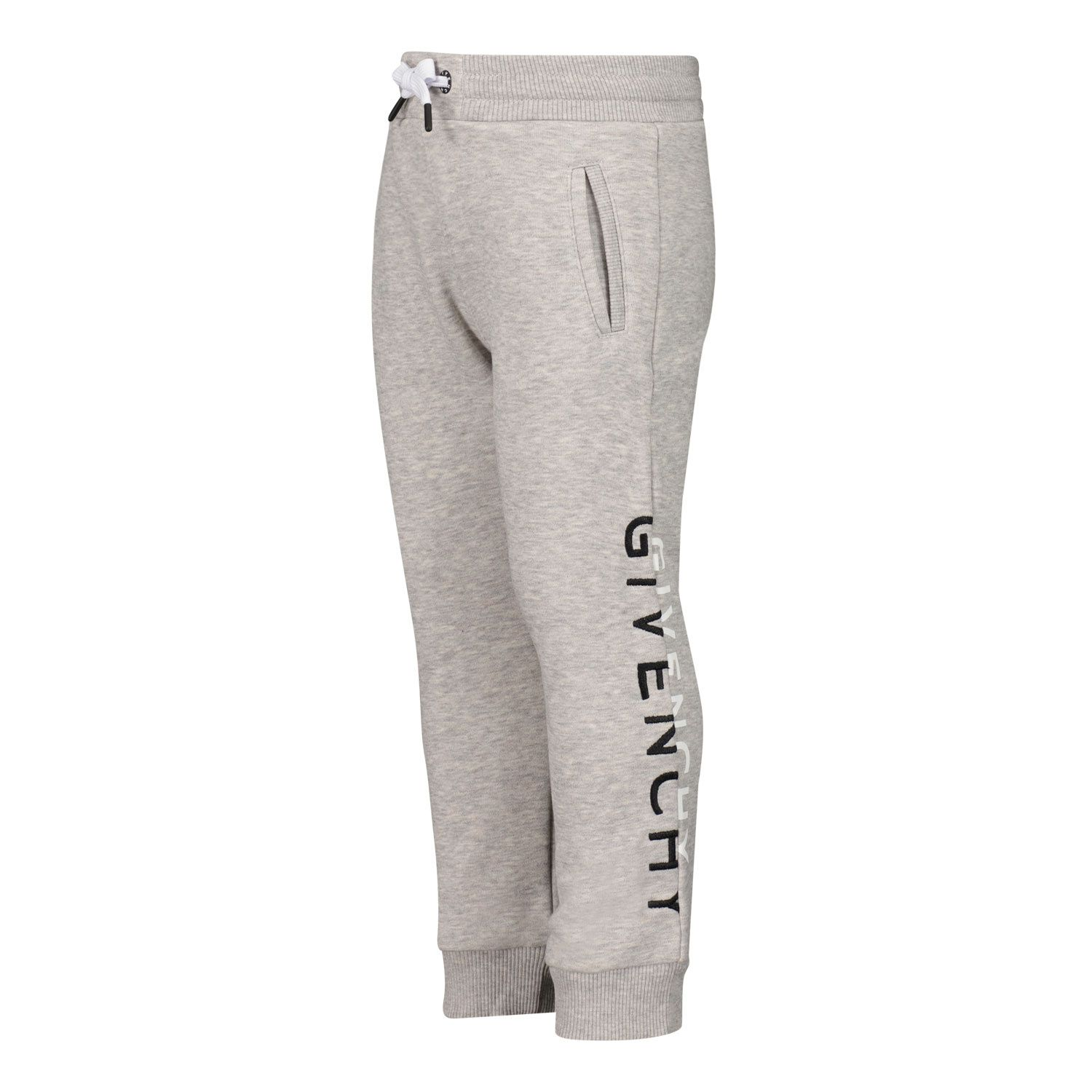 Picture of Givenchy H04113 baby pants grey