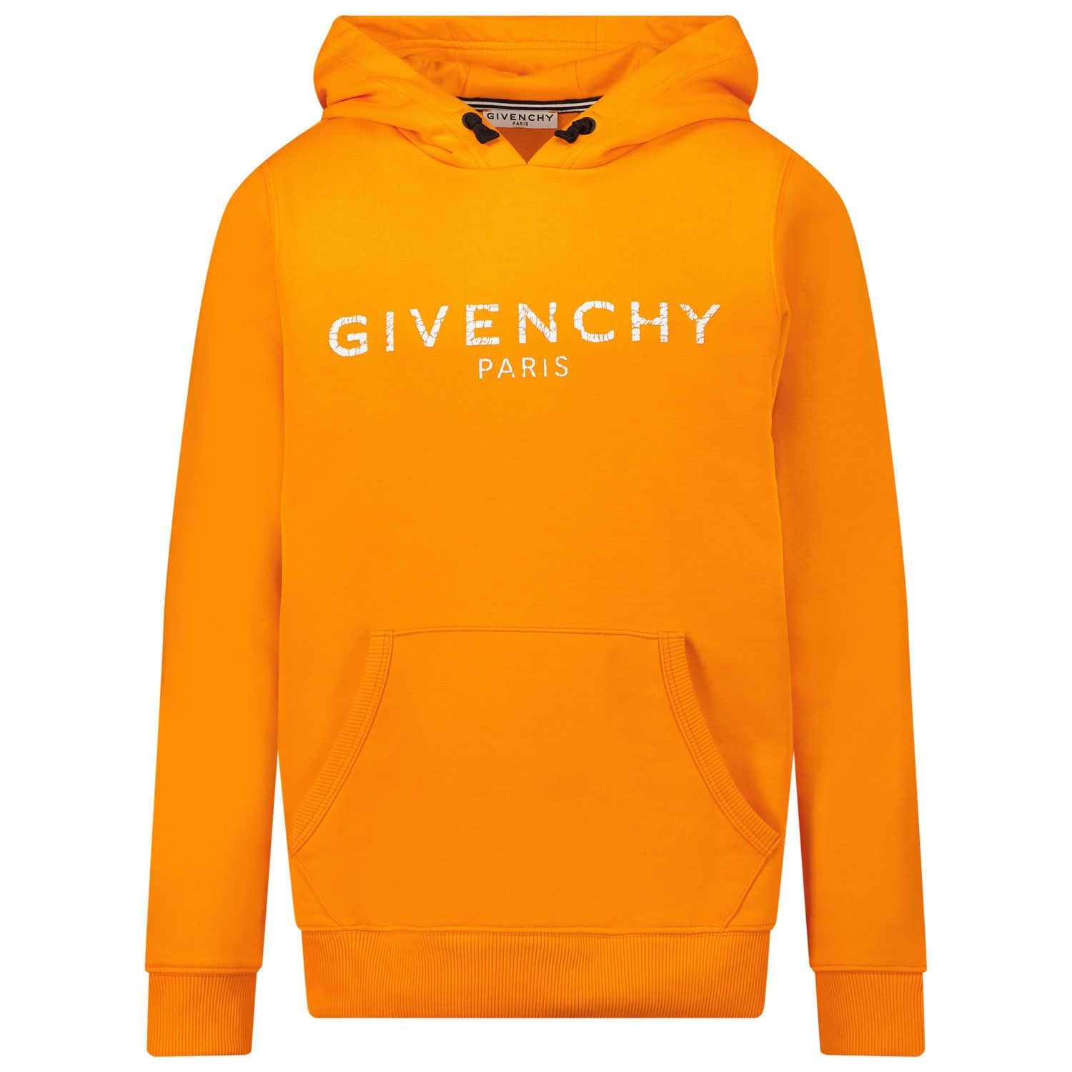 Picture of Givenchy H25239 kids sweater orange
