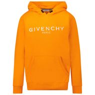 Afbeelding van Givenchy H25239 kindertrui oranje