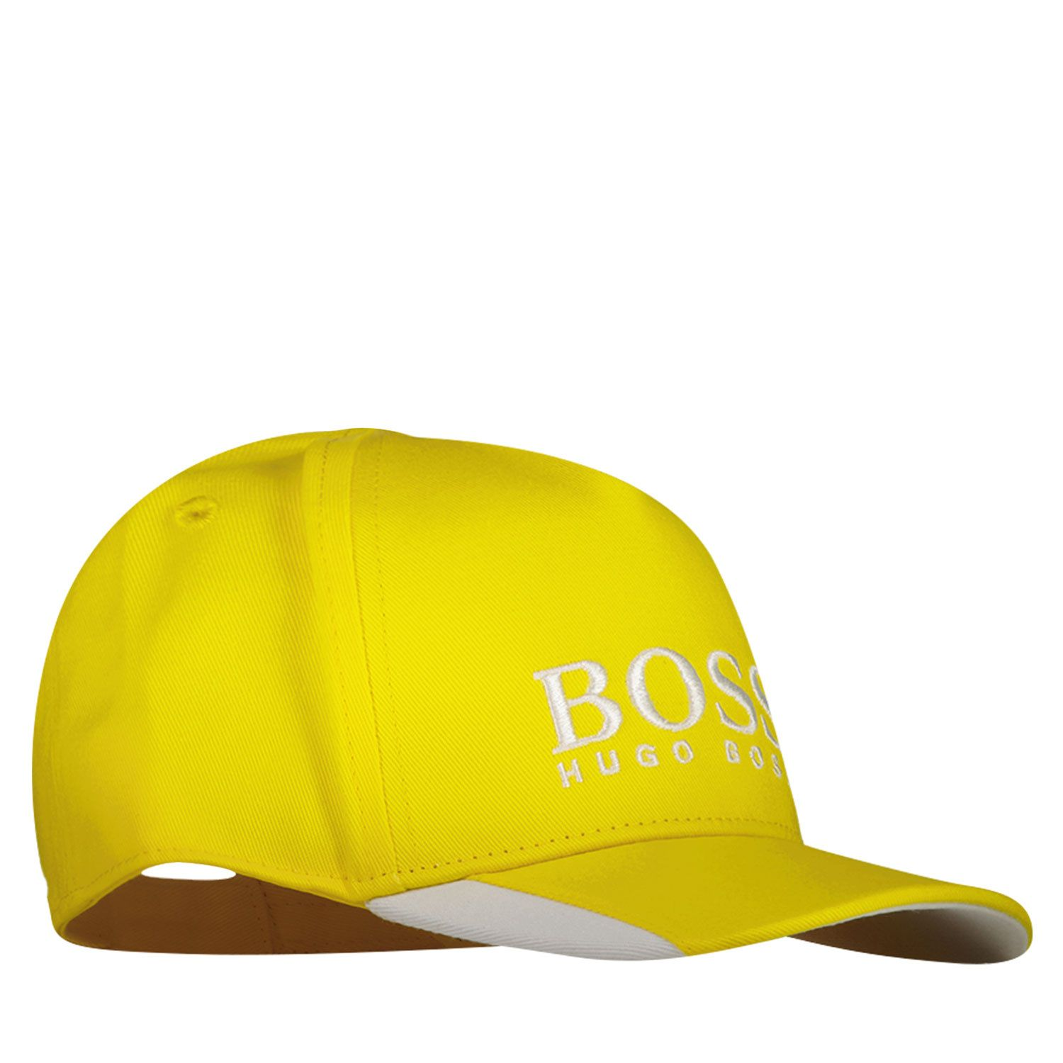 Picture of Boss J01117 baby hat yellow
