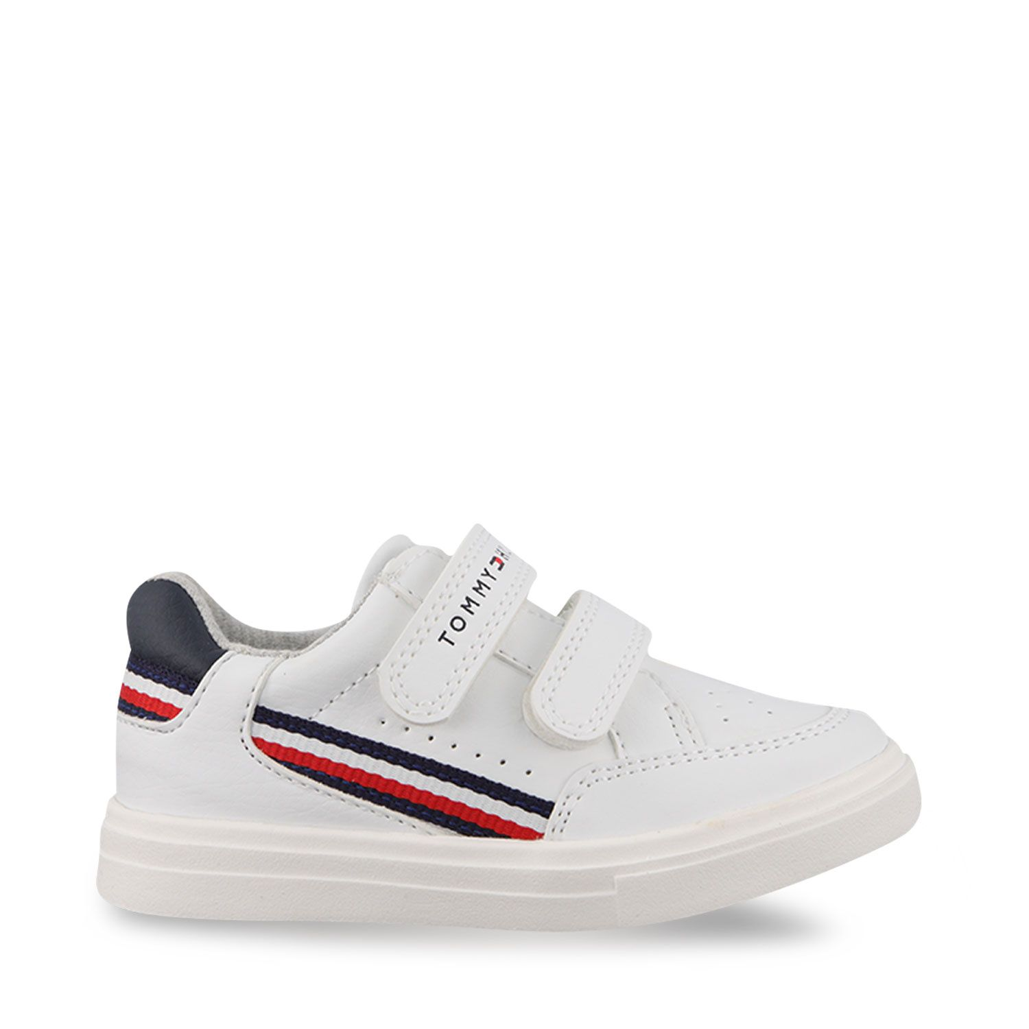 Picture of Tommy Hilfiger 31073 kids sneakers white