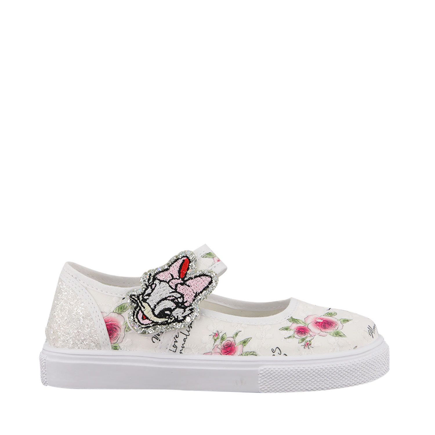 Picture of MonnaLisa 8C7027 kids shoes white