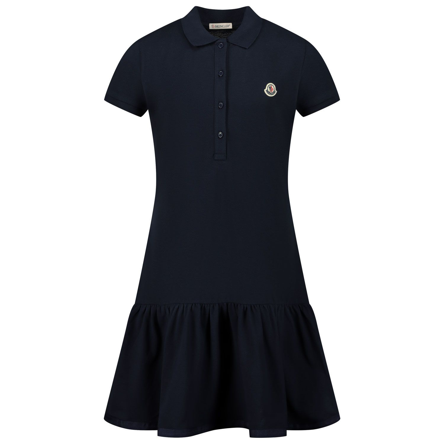 Picture of Moncler 8I70010 kids dress navy