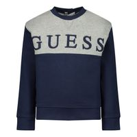 Picture of Guess N0YQ03/KA6R0 baby sweater navy