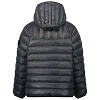 Picture of EA7 6KBB03 kids jacket dark gray