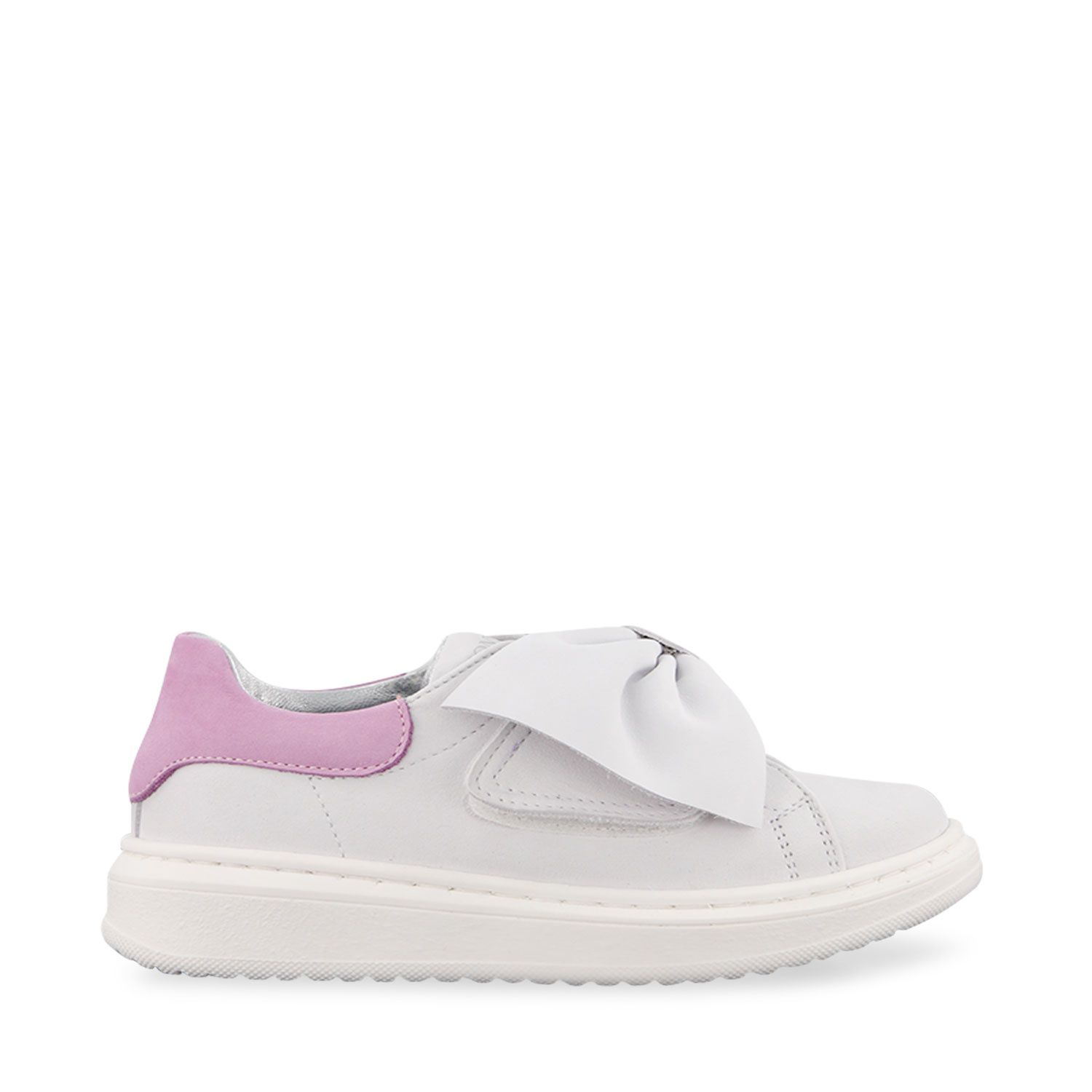 Picture of MonnaLisa 837018 kids sneakers white