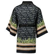 Afbeelding van MonnaLisa 415306 kinder overhemd zwart