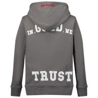 Picture of in Gold We Trust THE NOTORIOUS kids sweater grey