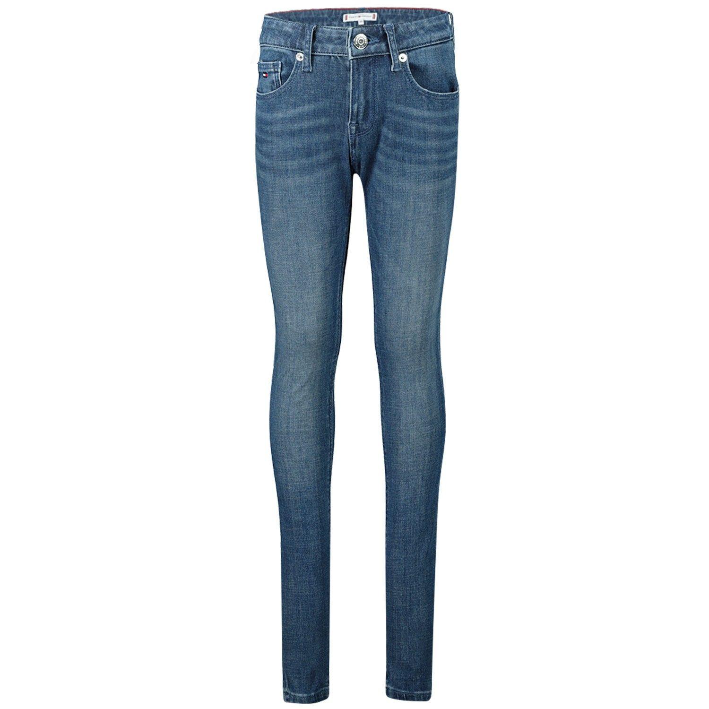 Afbeelding van Tommy Hilfiger KG0KG04819 kinderbroek jeans