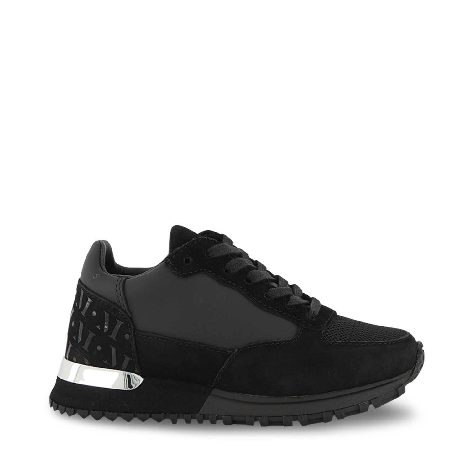 Picture of Mallet MK2050BLK kids sneakers black