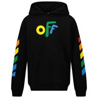 Picture of Off-White FLE0011084 kids sweater black