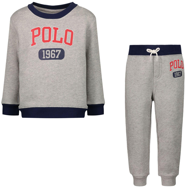 Bild von Ralph Lauren 320836008 Baby-Trainingsanzug Grau