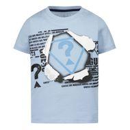 Bild von Guess N1RI09 Baby-T-Shirt Hellblau