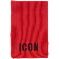 Picture of Dsquared2 DQ03U5 baby scarf red