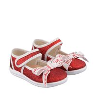 Picture of MonnaLisa 837019 kids shoes red