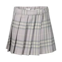 Picture of Burberry 8017829 baby skirt light gray