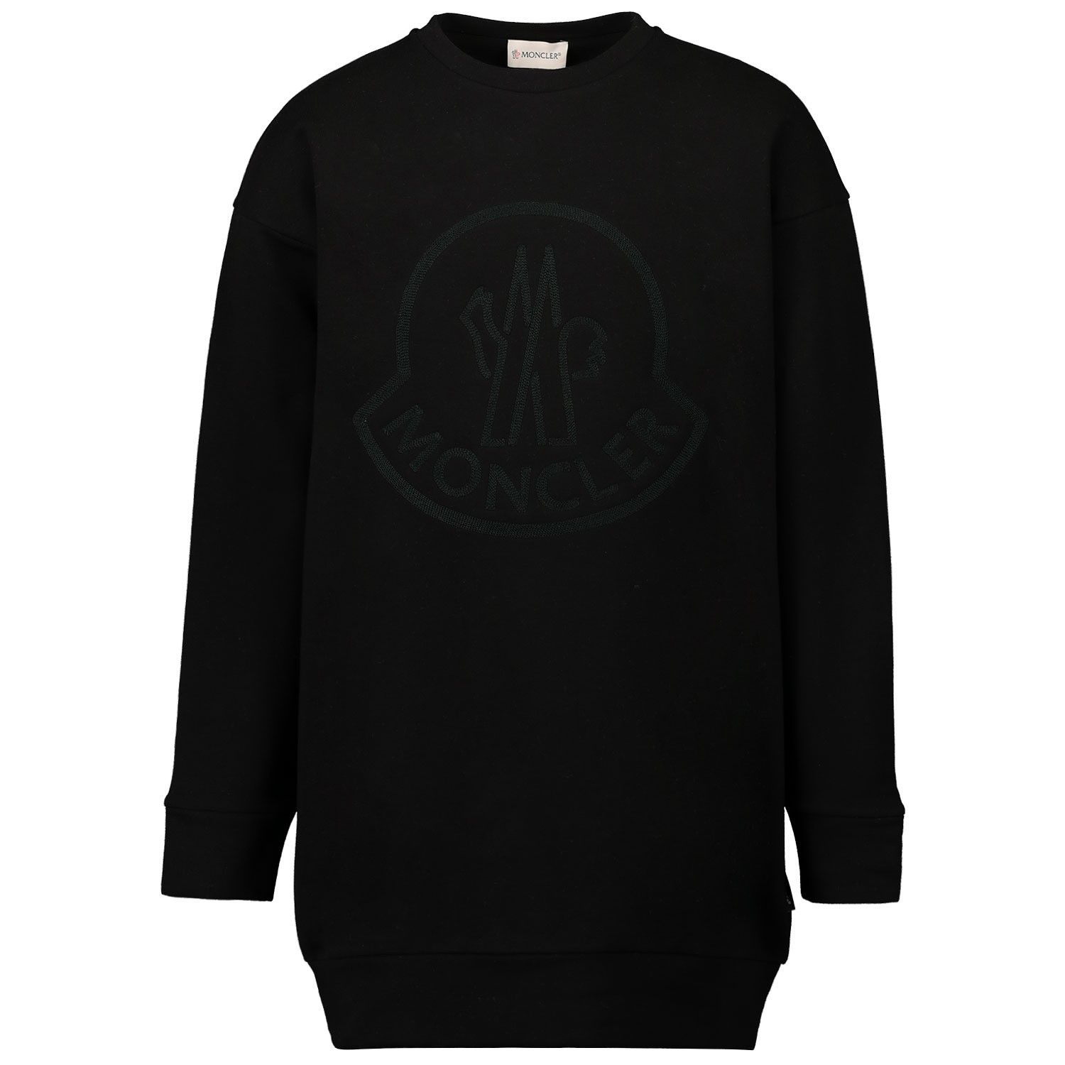 Picture of Moncler 8G72010 kids sweater black