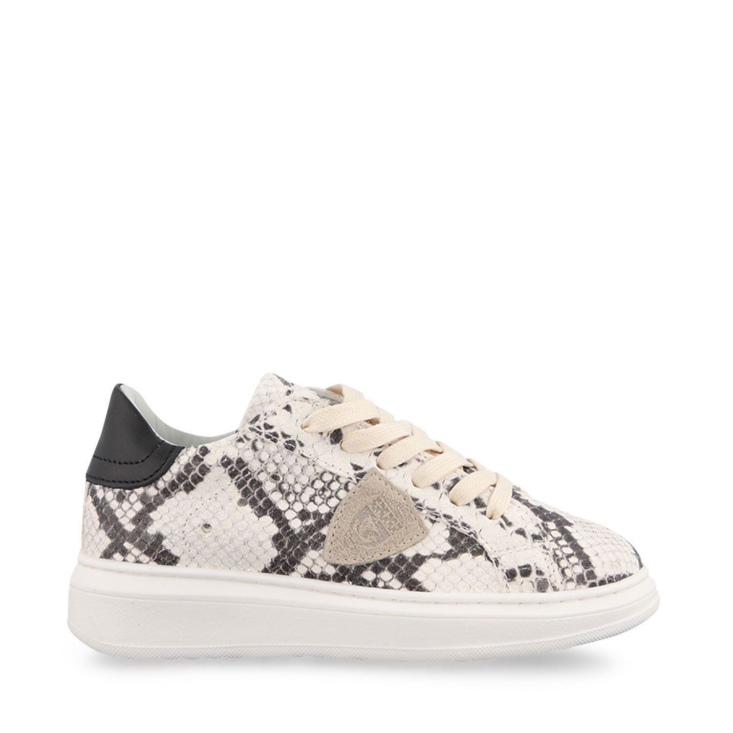 Picture of Philippe Model AI20BAL0 kids sneakers snake