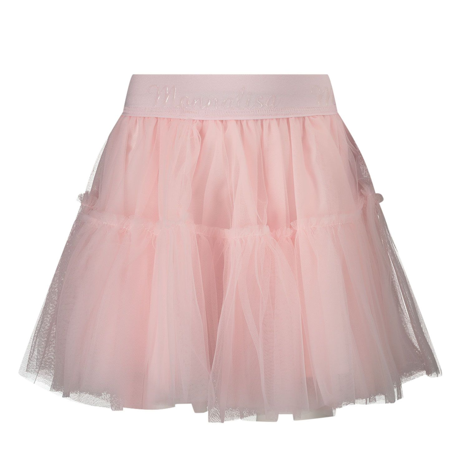 Picture of MonnaLisa 377GON baby skirt light pink
