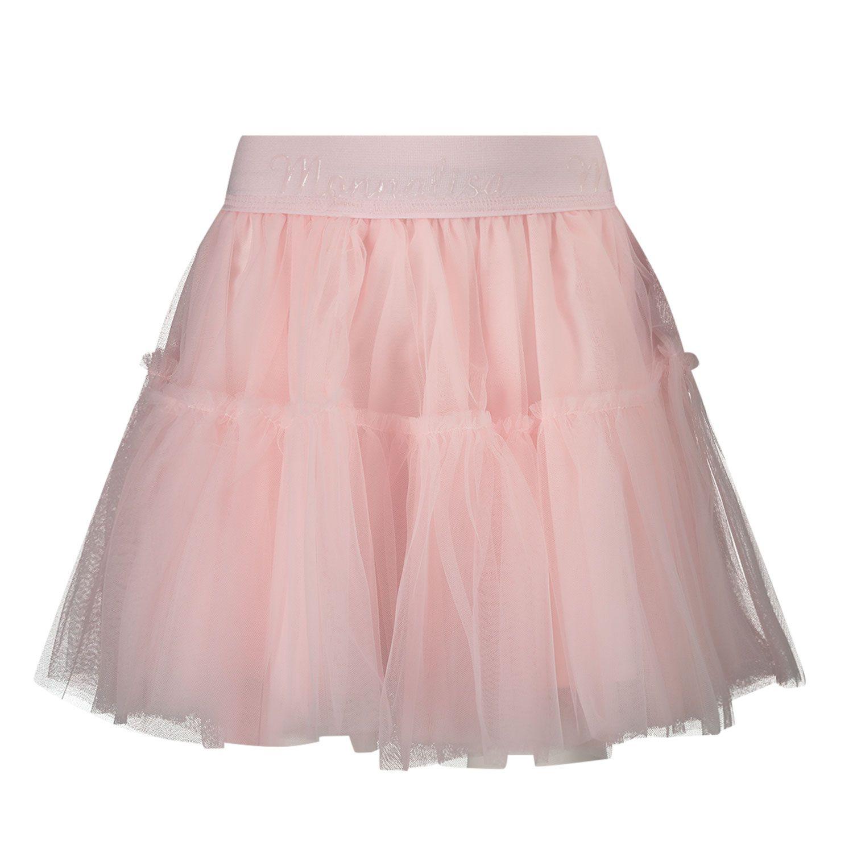Afbeelding van MonnaLisa 377GON baby rokje licht roze