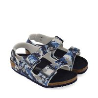 Picture of Birkenstock 101270 kids sandals blue