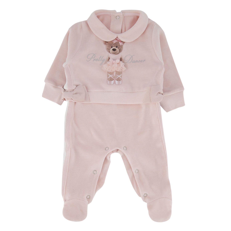 Bild von Lapin 202E5185 Babystrampelanzug Hellrosa