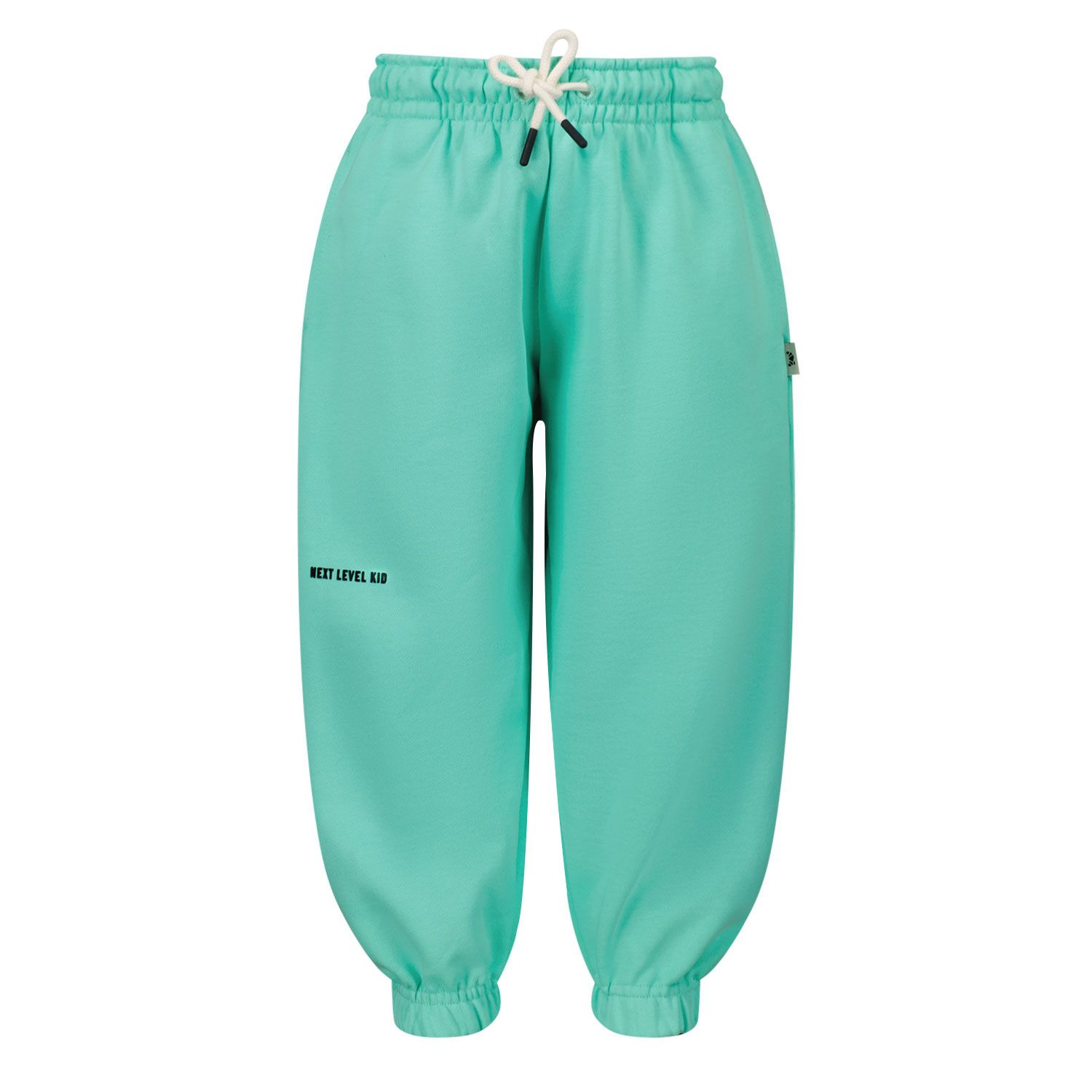 Picture of SEABASS TRACKPANTS B baby pants mint