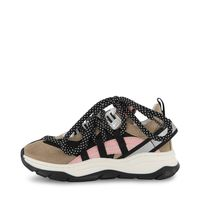 Picture of Dsquared2 68558 kids sneakers beige