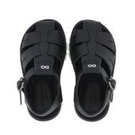Afbeelding van Dolce & Gabbana DL0065 AO240 kindersandalen zwart