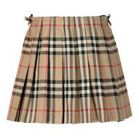 Picture of Burberry 8012123 kids skirt beige