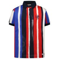 Picture of Dolce & Gabbana L4JT8V/G7WUH kids polo shirt blue