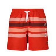 Bild von Boss J04406 Babyschwimmbekleidung Rot