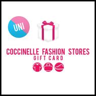 Bild von Coccinelle Geschenkkarte CARD50 giftwrap neutral