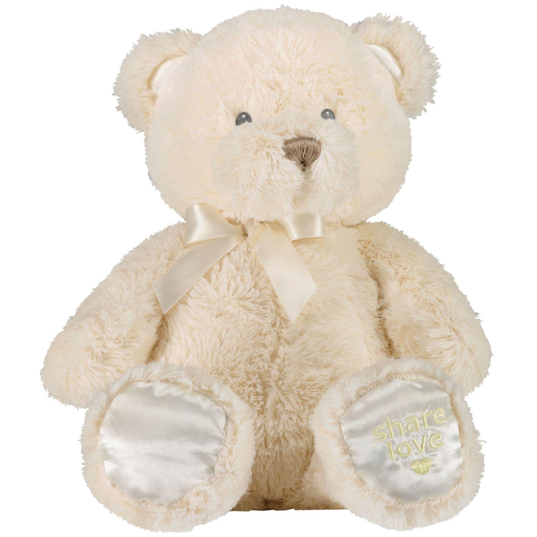 Afbeelding van Coccinelle knuffel 45cm babyaccessoire beige