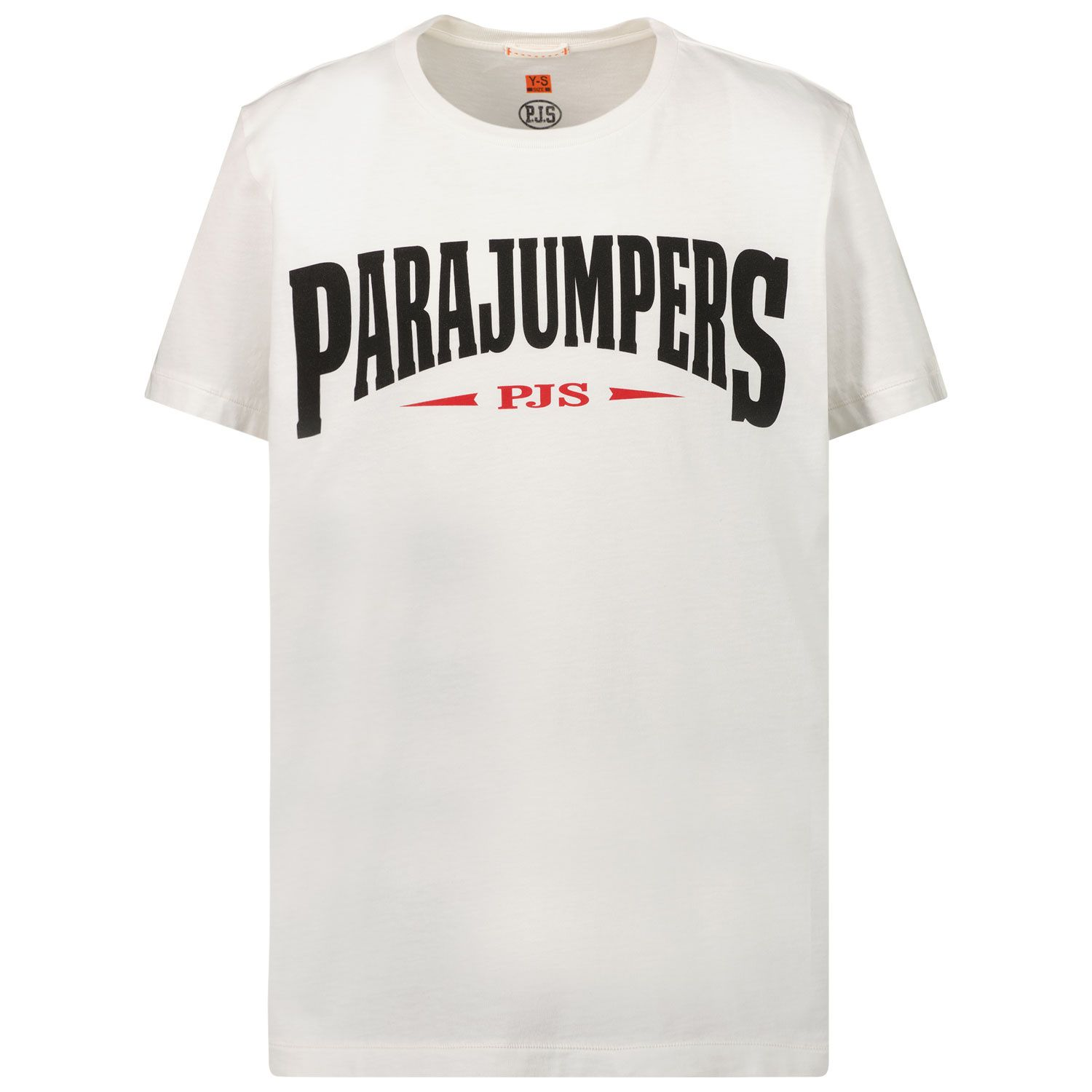 Afbeelding van Parajumpers TS63 kinder t-shirt off white