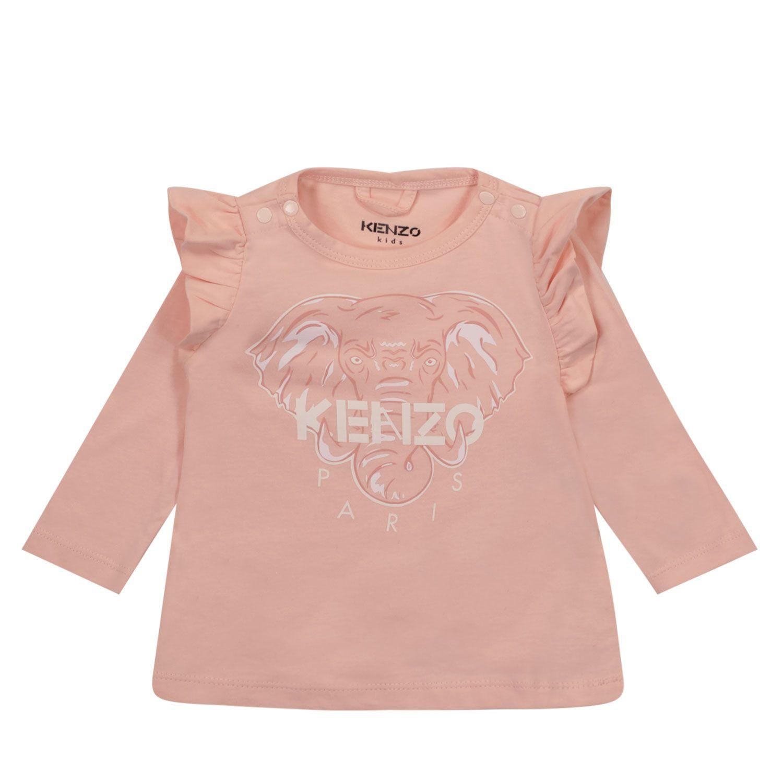 Bild von Kenzo K95018 Baby-T-Shirt Pink
