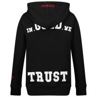 Picture of in Gold We Trust THE NOTORIOUS kids sweater black