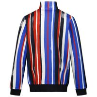 Picture of Dolce & Gabbana L4JW8N/G7XFJ kids vest blue
