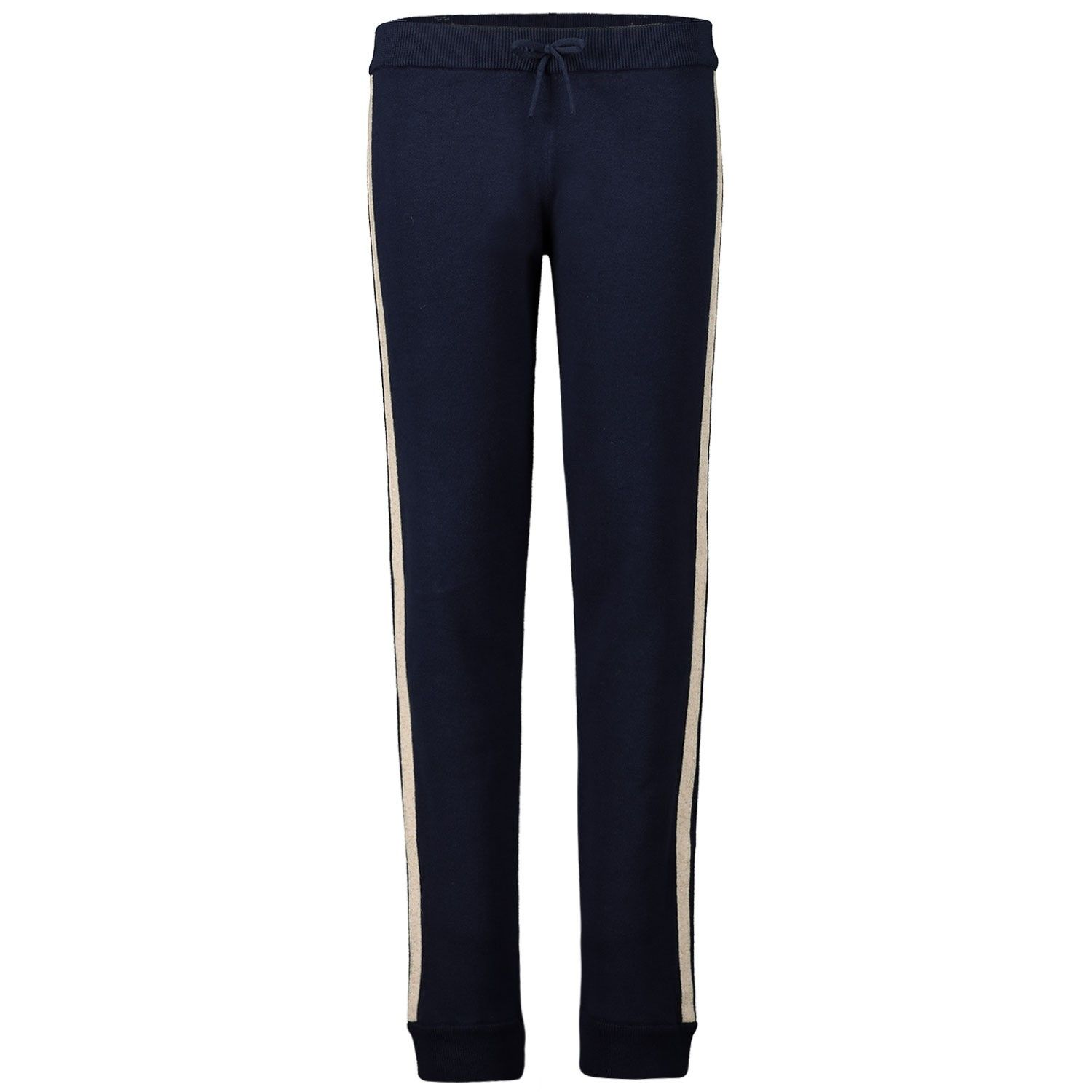Picture of Chloé C14579 kids jeans navy