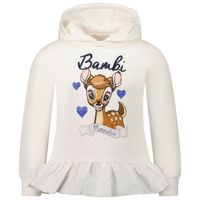 Picture of MonnaLisa 198619RG kids sweater off white