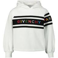 Bild von Givenchy H15143 Kinderpullover Weiß