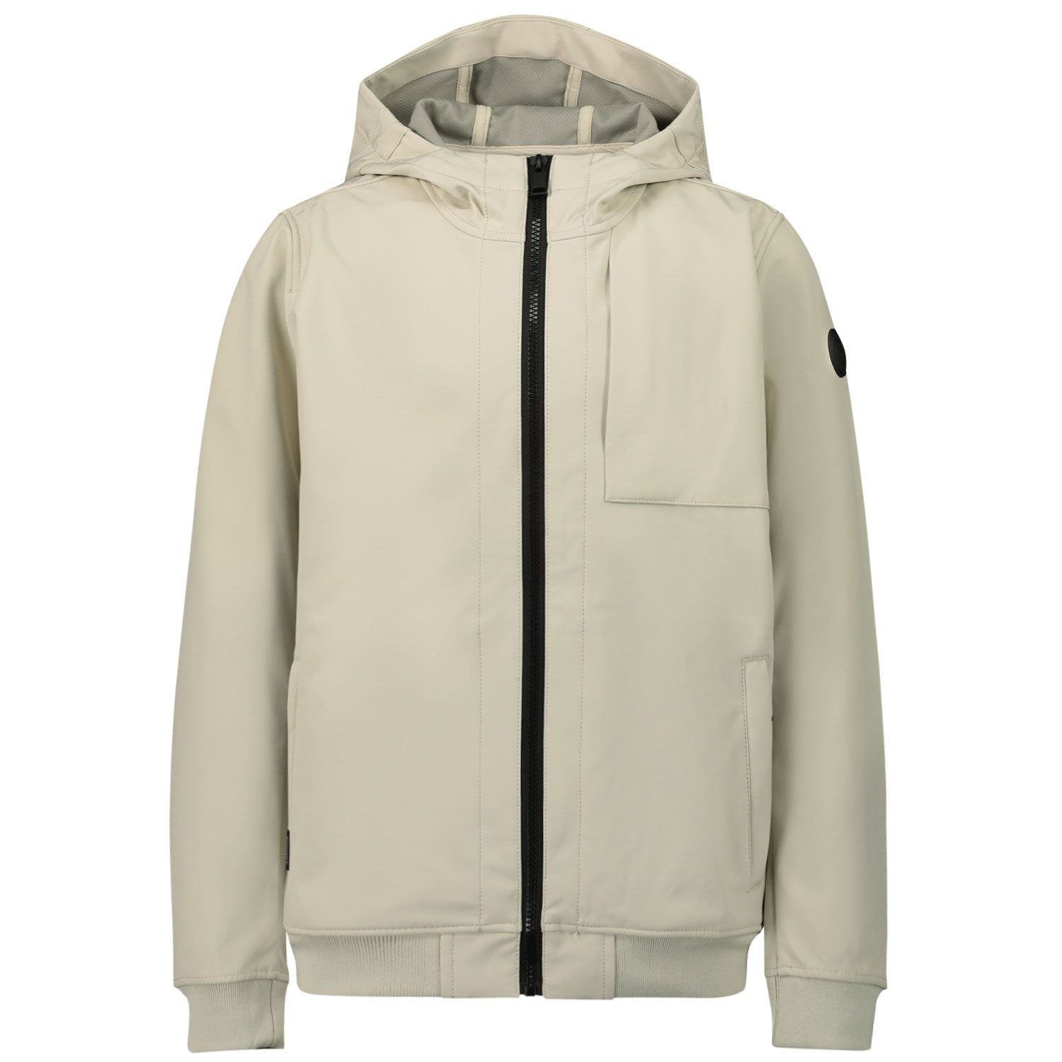 Picture of Airforce HRB0575 kids jacket light beige
