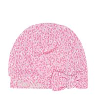 Picture of MonnaLisa 356017R7 baby hat light pink